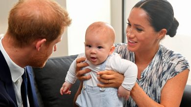 Photo of Meghan & Harry's Son Archie Previously Enjoys Getting a Significant Brother to Lili