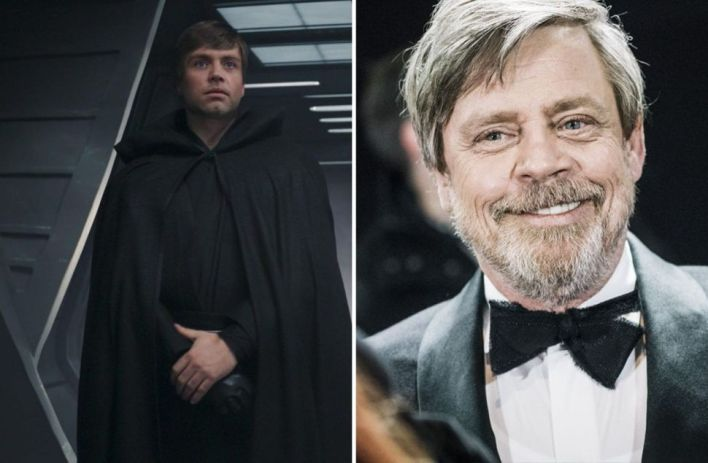 """Mark Hamill Was as """"Stunned"""" as You Were at His 'Mandalorian' Role"""