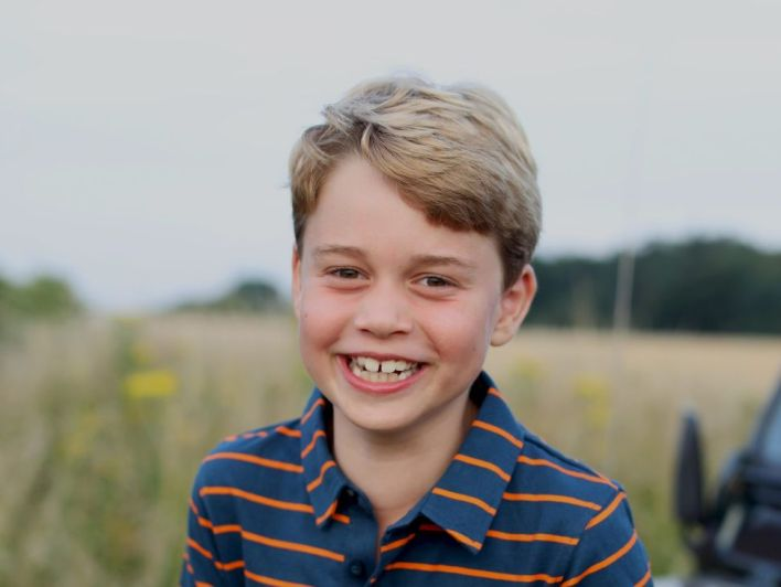 How Prince George is Celebrating His Eighth Birthday