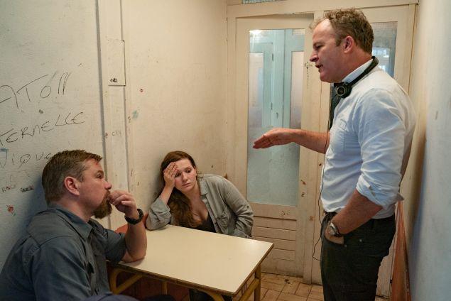 Stillwater Matt Damon Tom McCarthy interview