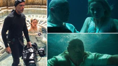 Photo of Emily Blunt and Dwayne Johnson Did a Large amount of the Underwater Perform in Jungle Cruise By themselves