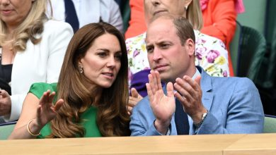Photo of Kate Middleton & Prince William Want to Leave London Chaos for Windsor