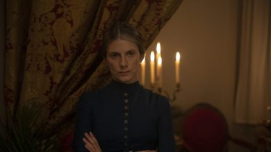 Photo of Mélanie Laurent Discusses Her New Film, Amazon's The Mad Women's Ball