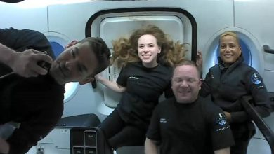 Photo of SpaceX's Inspiration4 Crew Shares Photographs, Movies From Earth's Orbit