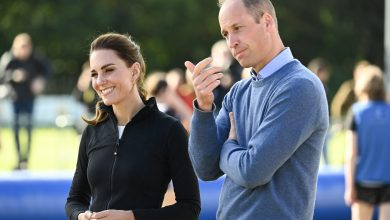 Photo of Prince William, Kate Middleton's Youngsters on 50 %-Expression Drop Split Vacation