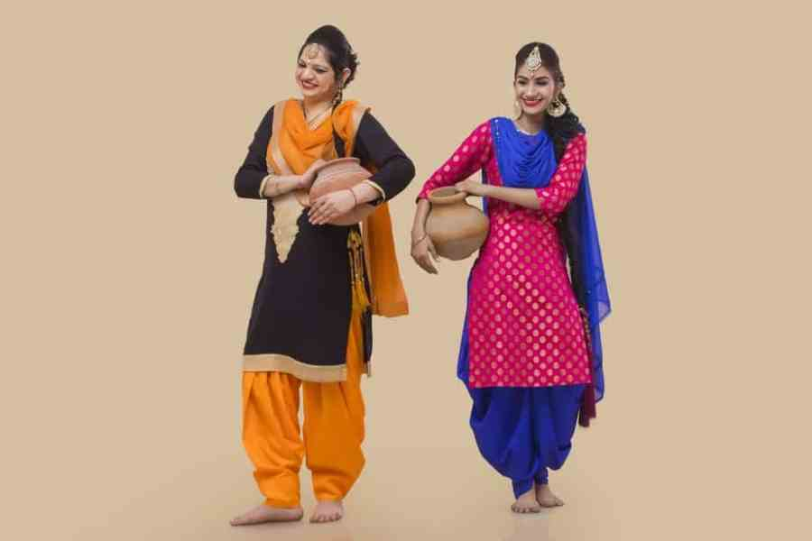 traditional clothing in India