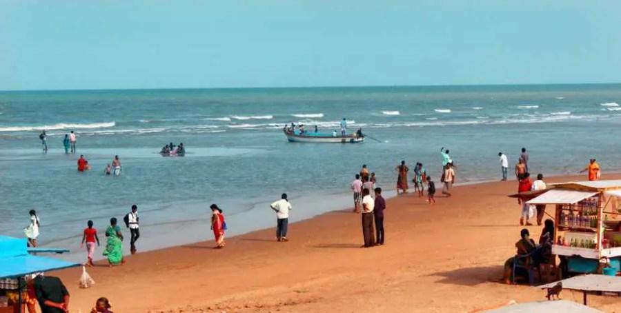 Velankanni Beach
