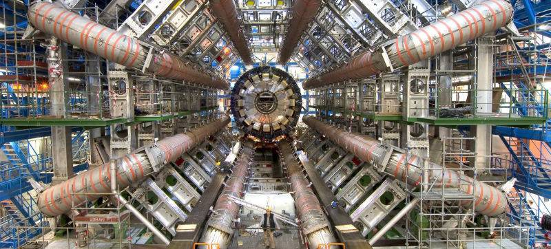 How Big Is LHC ? This 360 Video Will Stun You