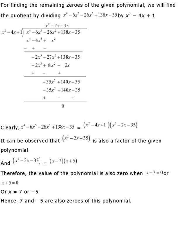 NCERT Solutions for Class 10th Maths Chapter1 5