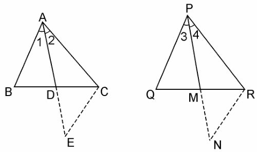 Triangles Exercise 6.3 Answer 14