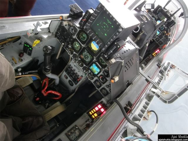 Tejas Glass Cockpit