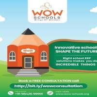 WOW Schools to deploy a novel model in mid level Schools to enhance the Standards now in India