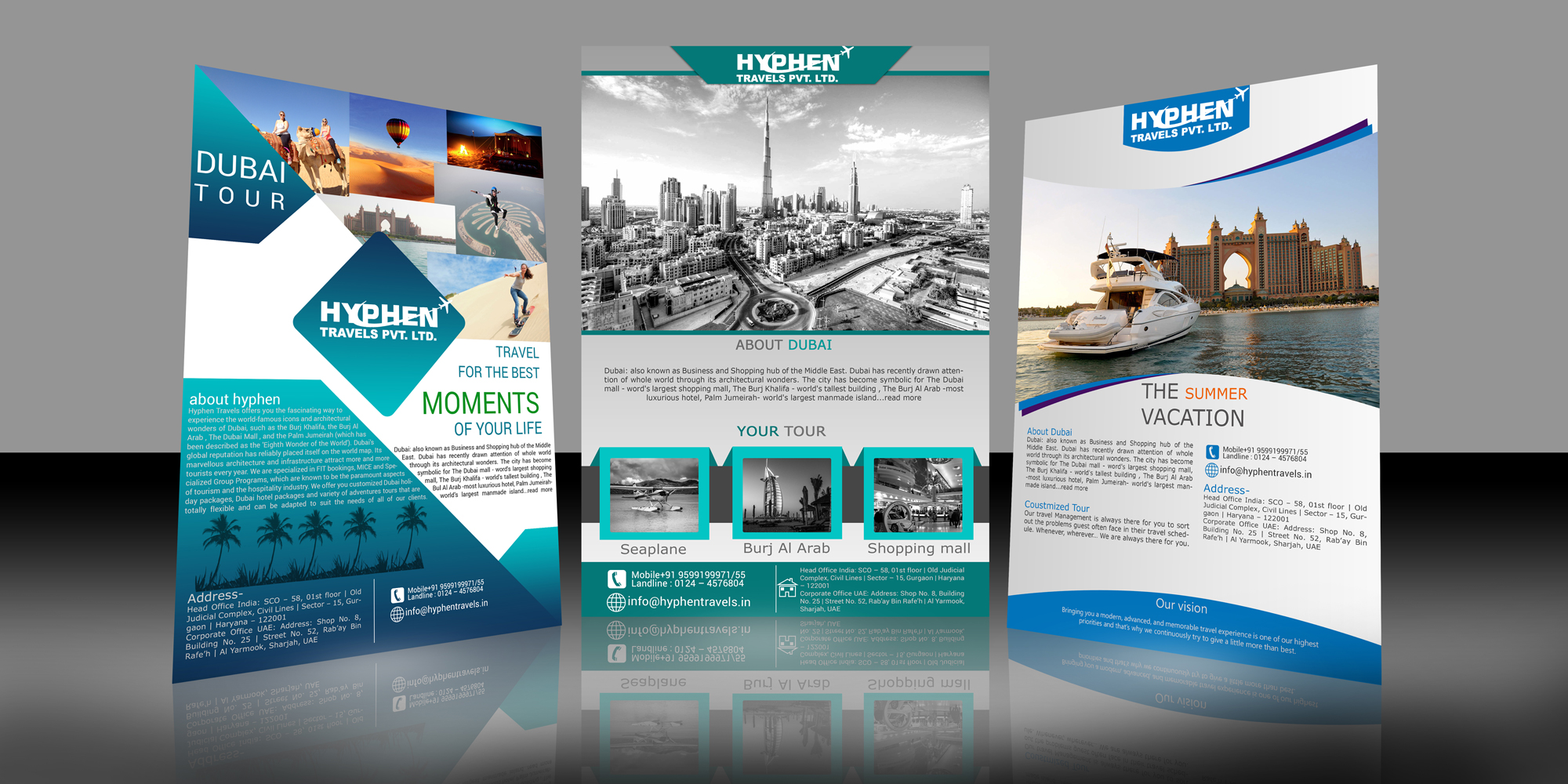 Free 40 Travel Flyer Templates Indiater