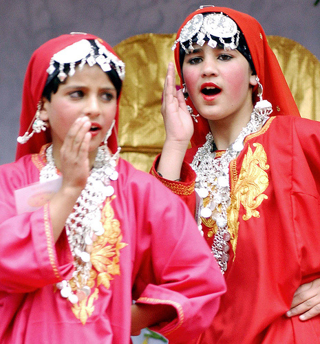 kashmir traditional costumes