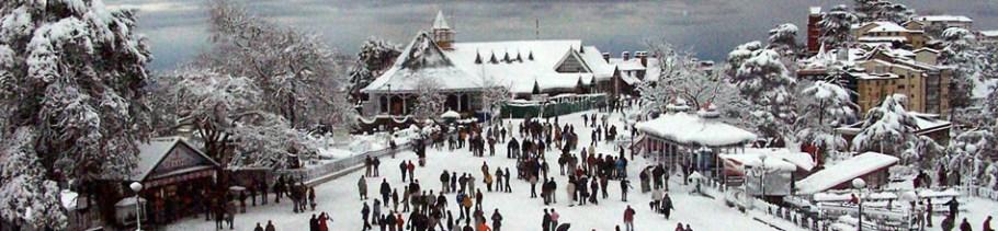 hill station shimla