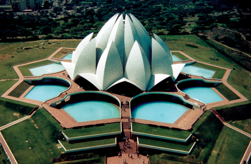 Lotus Temple Delhi History Architecture And Timings