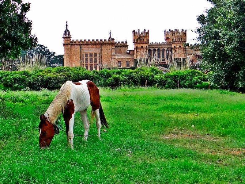 Bangalore Palace, Karnataka, India Tourism