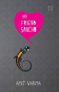 Book cover for My Friend Sancho