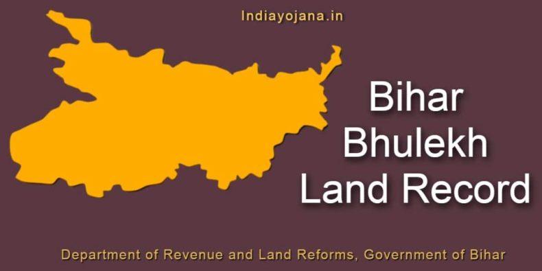 Bihar Bhulekh Land Record