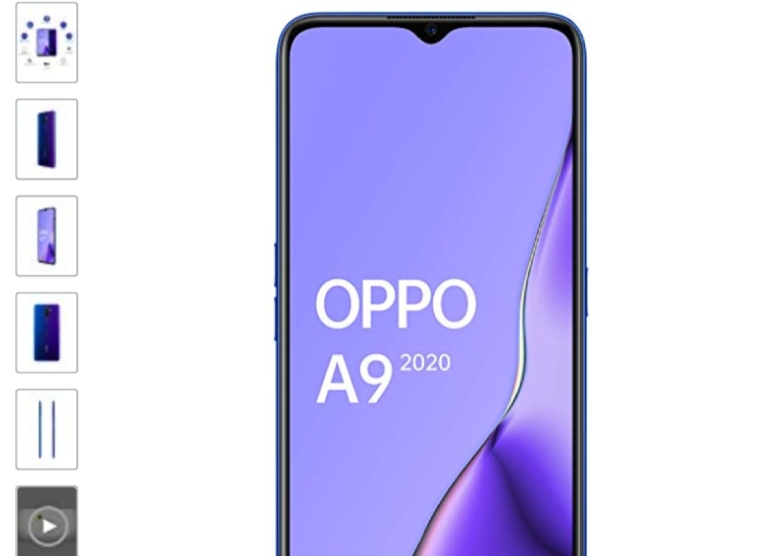 8GB RAM model of Oppo A9 2020 can be yours on Amazon for only Rs 10,790