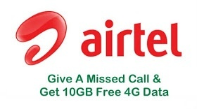 Airtel Free Internet Data Trick 2019 100% Working