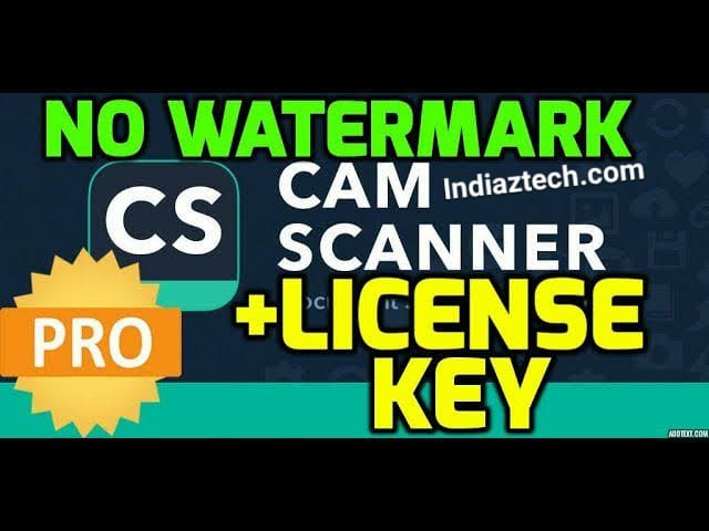 camscanner mod apk download
