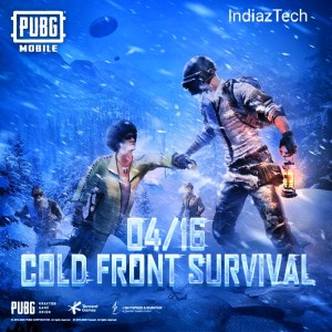 Pubg mobile cold front survival
