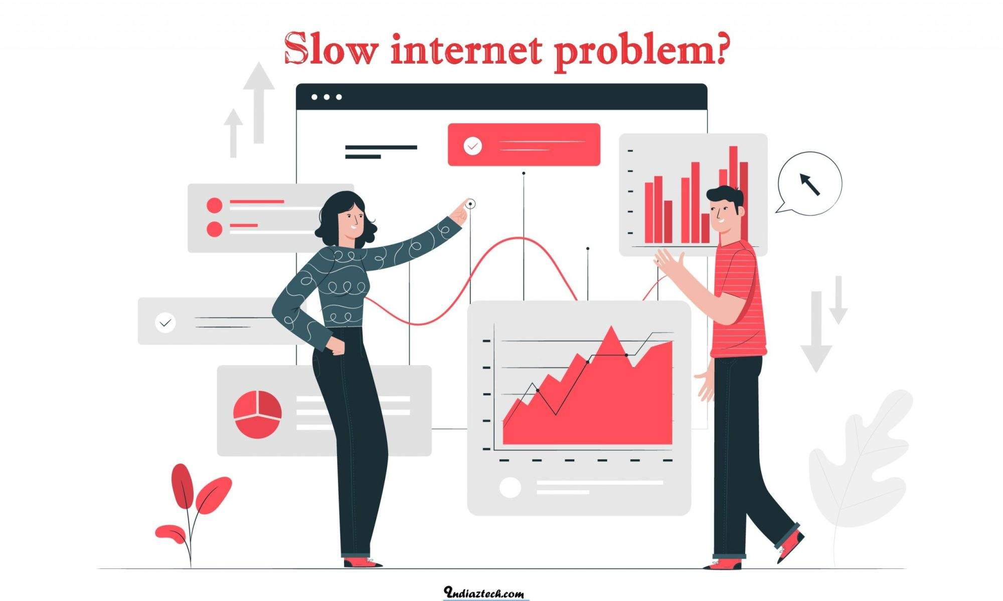 Due to Lockdown Internet Slow Problem, Click here to fix slow internet problem