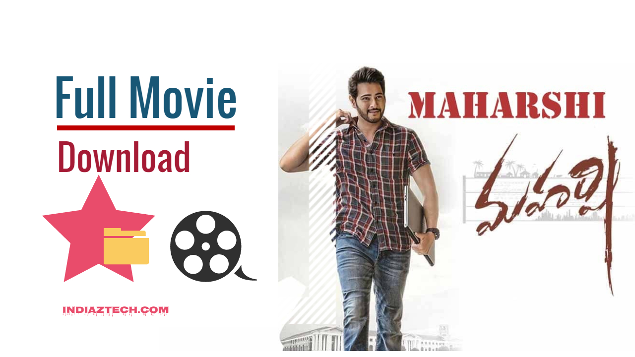 Maharshi Full Movie Mahesh Babu Hindi Dubbed Leaks by Mp4Moviez Website