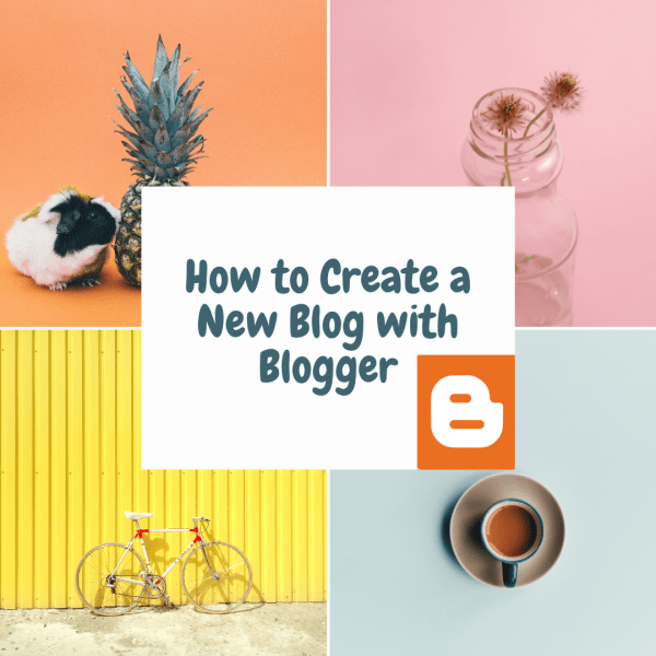 How to create a new blog