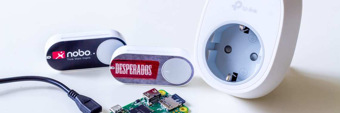 Amazon Dash Raspberry TP-Link HS100