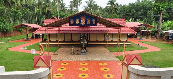 Maattummal temple