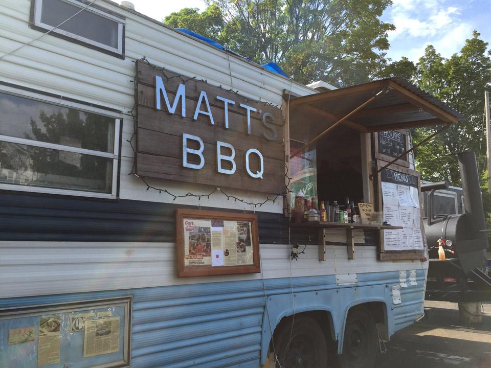 Matt's BBQ Portland