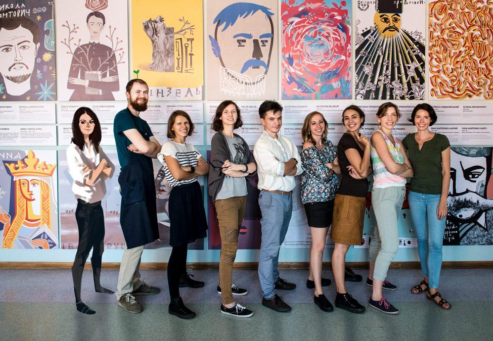 Pictoric Illustrators Club Kiev