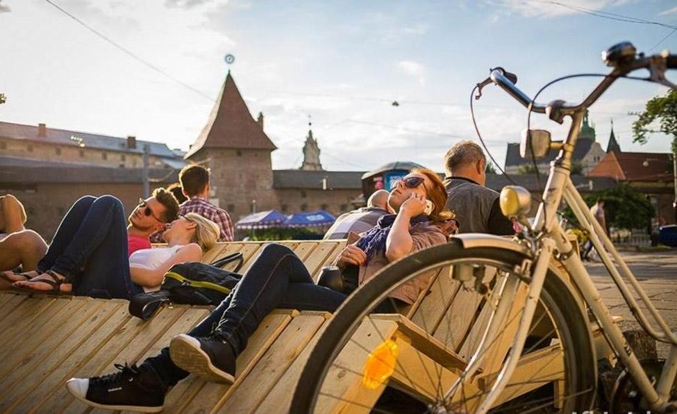 Urban Ideas Lviv