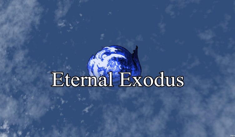 Eternal Exodus Title Screen