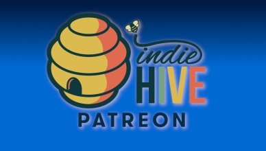 Indie Hive Patreon Featured Image