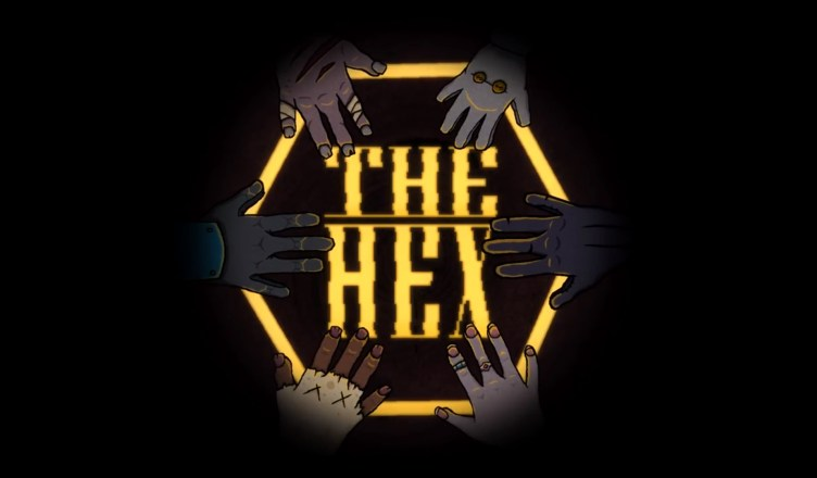 The Hex - Title
