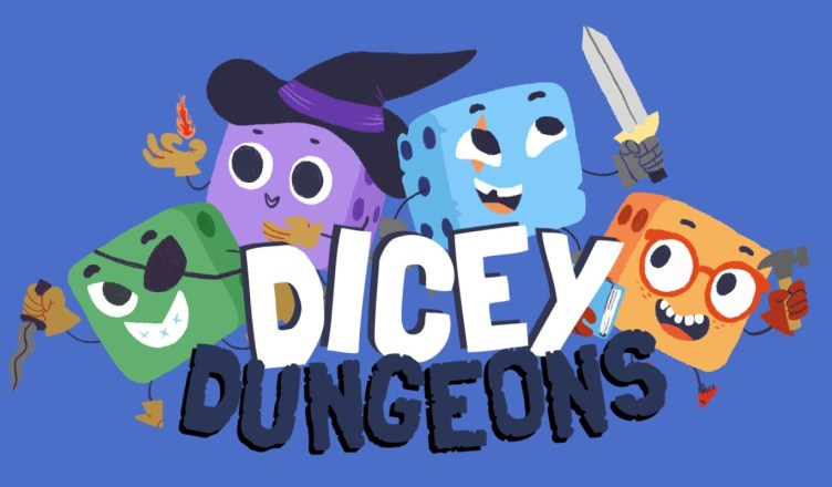 Dicey Dungeons featured image