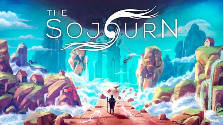 The Sojourn Key Art with Logo