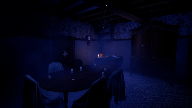Brukel Screenshot - Dark Upstairs Room