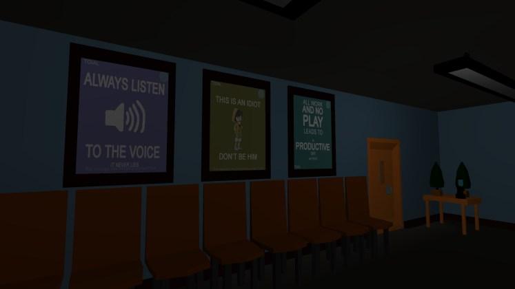 TGIAL Screenshot - Posters