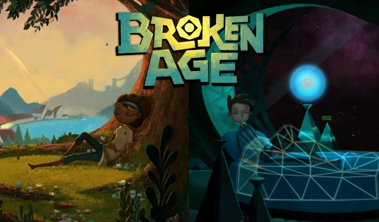 Broken Age Key Art