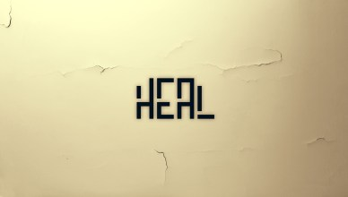 Heal - Key Art and Logo
