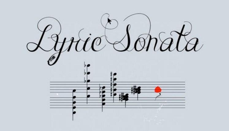 Lyric Sonata - Key Art