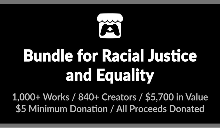 Itch Racial Justice and Equality Bundle