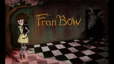 Fran Bow - Key Art
