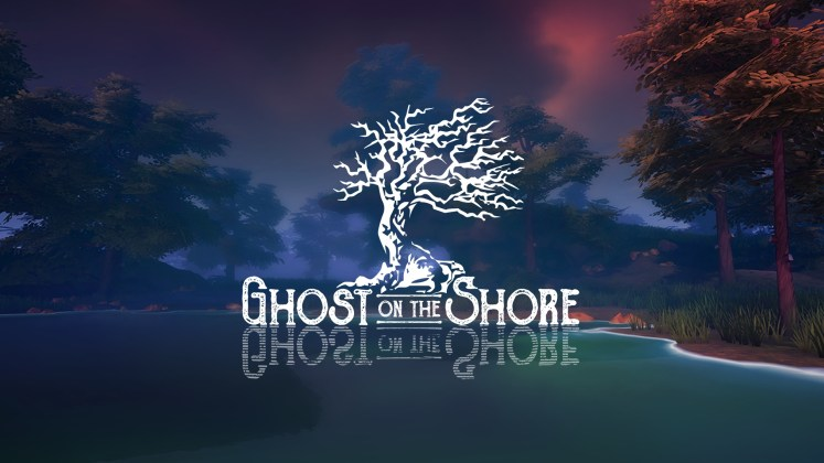 Ghost on the Shore - Key Art