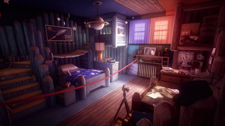 What Remains of Edith Finch Screenshot - Inside the House