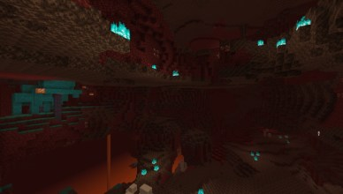 Minecraft Nether Update Featured Image